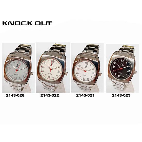 Reloj Knock Out 2143 (Hombre)