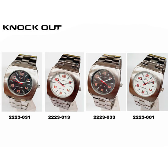 Reloj Knock Out 2223 (Hombre)