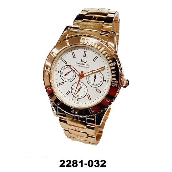 Reloj Knock Out 2281 (Hombre)